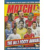 MATCH-THE NO.1 FOOTY ANNUAL