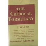 THE CHEMICAL FORMULARY