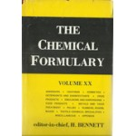 THE CHEMICAL FORMULARY XX