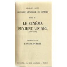 LE CINEMA DEVIENT UN ART