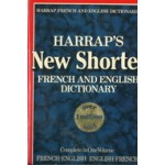 HARRAP'S NEW SHORTER FRENCH AND ENGLISH DICTIONARY