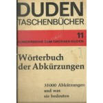DUDEN TASCHENBUCHER
