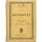 BEETHOVEN op.68 SYMPHONY No. 6